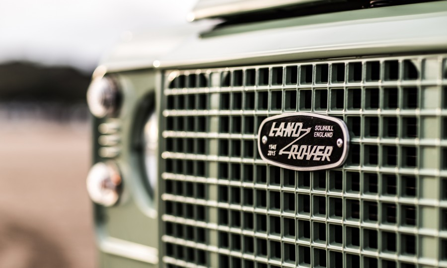 Land Rover - Solihull